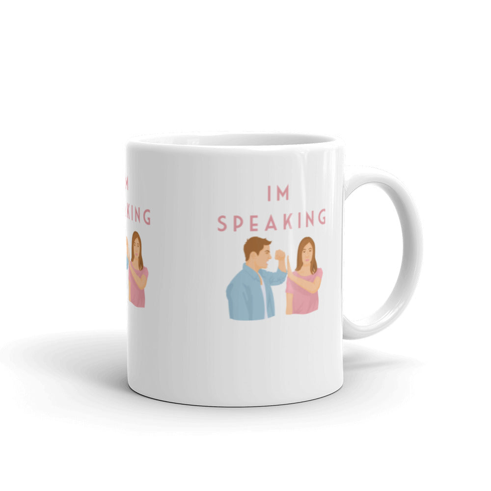 Im Speaking Mug