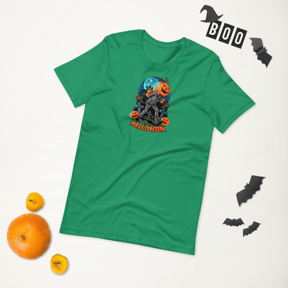 Halloween Walking dead T-Shirt