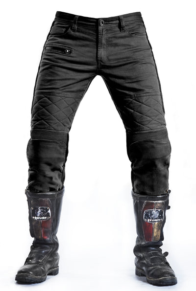 Fuel Sergeant Black pants at dude bikes
