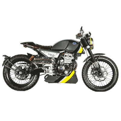 mondial hipster 125cc at dude bikes