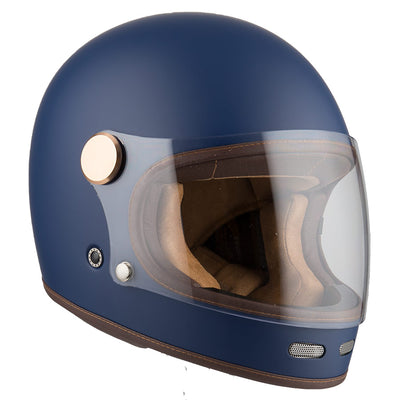 By City Roadster II Matt Blue Helmet at Dude Bikes