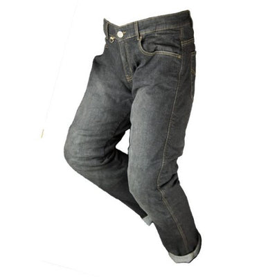 black motorcycle jeans for men at dude bikes