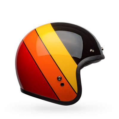 Bell Custom 500 motorcycle helmet at Dude Bikes motorbike store