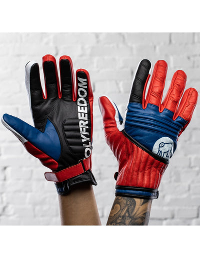 Holyfreedom Flat Track Motorcycle Gloves at Dude Bikes Riga