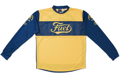Fuel motorcycles jerseys at dude bikes
