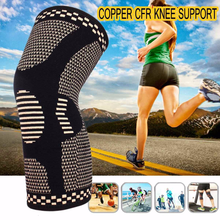 Load image into Gallery viewer, Copper Infused Knee Brace | Quickly Relieves Pain and Swelling | Gives Much Needed Support
