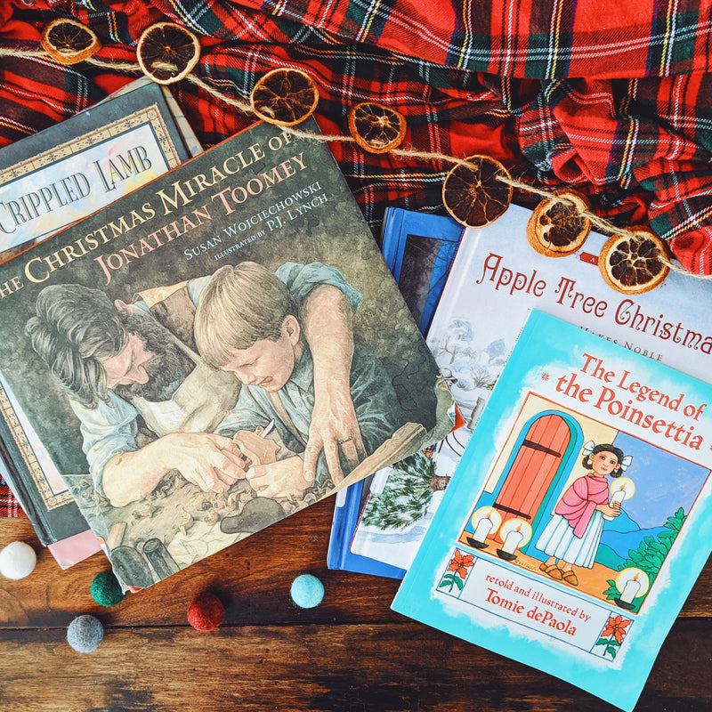 Christmas Children's Living Books