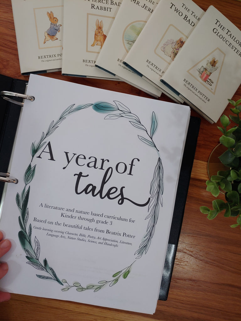 A Year of Tales curriculum review