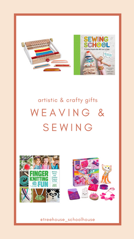 Weaving and Sewing Gift Guide