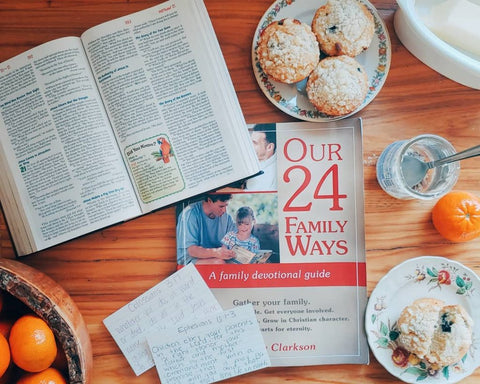 Our 24 Family Ways Devotional Review