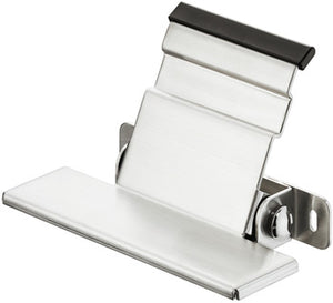 Foot pedal, stainless steel