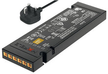 Load image into Gallery viewer, Power supply unit, Häfele Loox, 12 V – Loox, with mains lead with UK plug