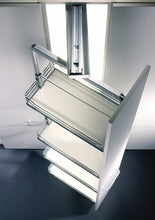 Load image into Gallery viewer, Larder unit pull-out, Kesseböhmer Dispensa Swing, swivelling
