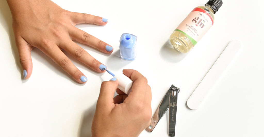 Netflix or Nails, why I choose a manicure