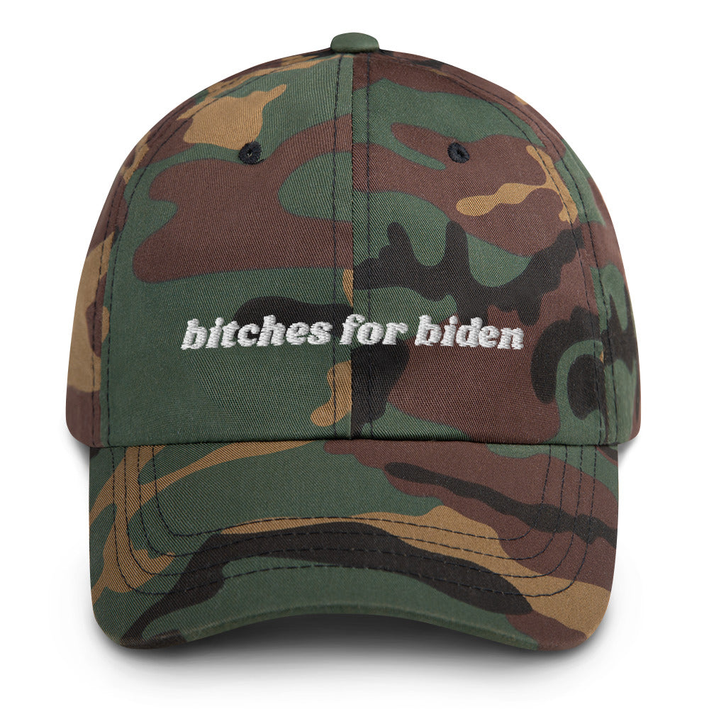 Bitches for Biden Dad Hat