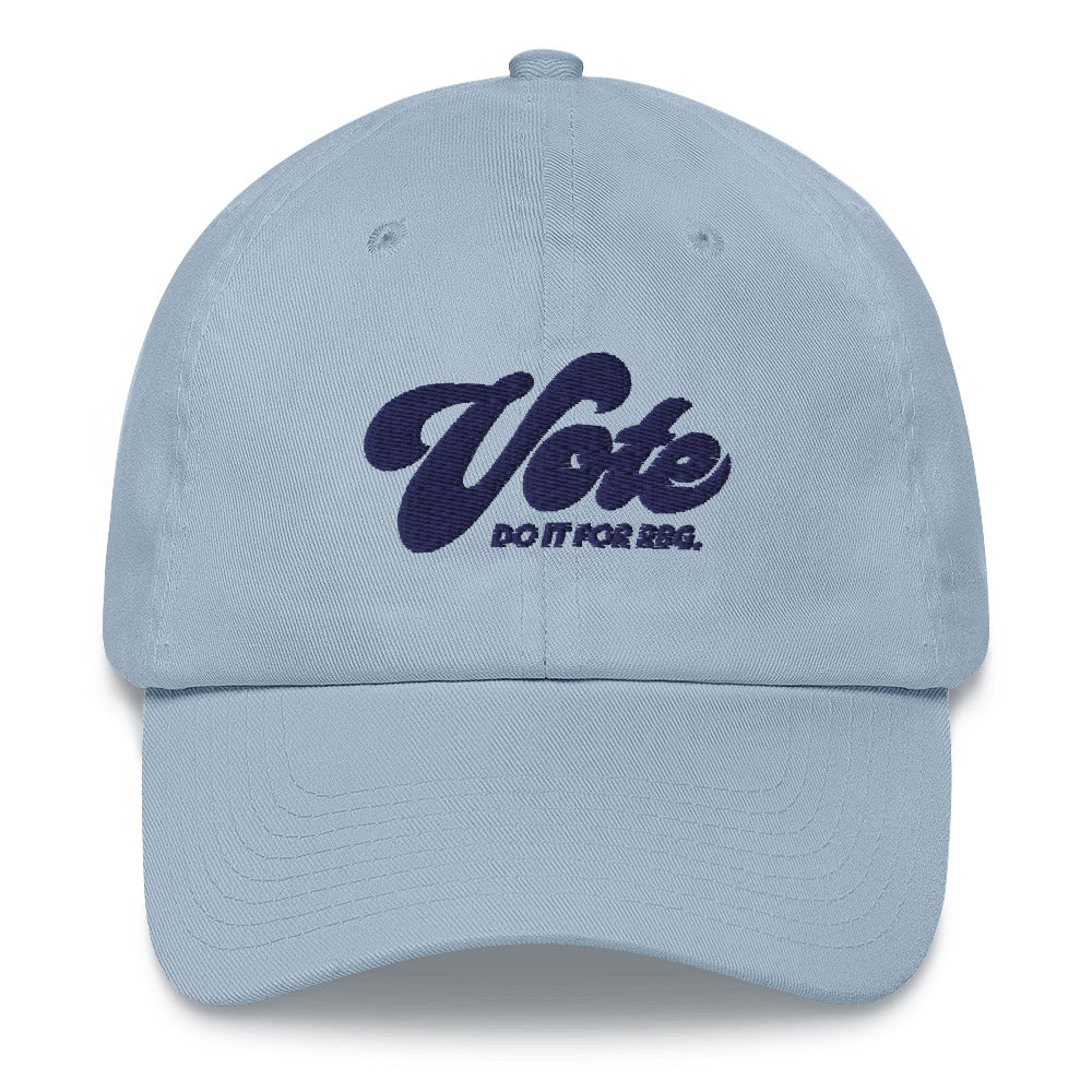 Vote (Do it for RBG) Dad hat