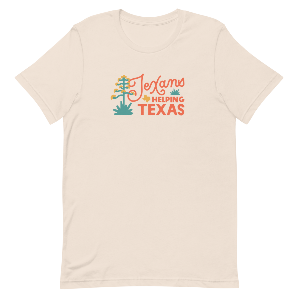 Texans for Helping Texas T-Shirt