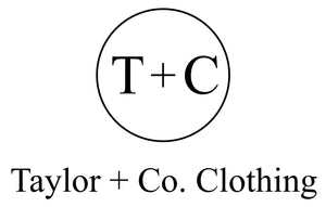 Taylor + Co. Clothing Cullman