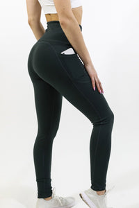 Cindy: High Waisted Yoga Leggings with Pocket by glowyoga | product-type.