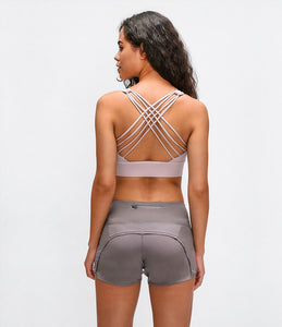 Becky: Fitness Crop Top | Roga Yoga | Athleisure