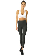 Load image into Gallery viewer, Cindy: High Waisted Yoga Leggings with Pocket by glowyoga | product-type.