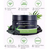 Blackhead Remover Mask,Peel Off Blackhead Mask,Purifying Black Face Mask - Deep Cleansing Facial Mask for Face &Nose