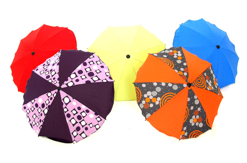 Sun umbrella for Euro-Baby strollers