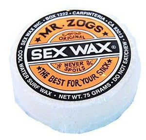 Sex Wax Original - mid cool to warm