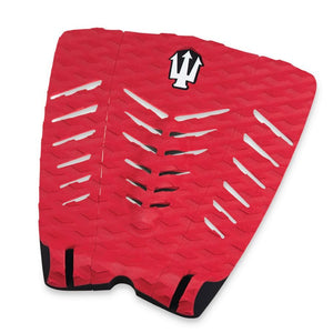 Grip Far King Ribbed Red