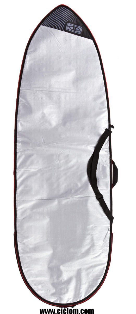 Funda para tabla O & E Barrybasic Fish 6,8""