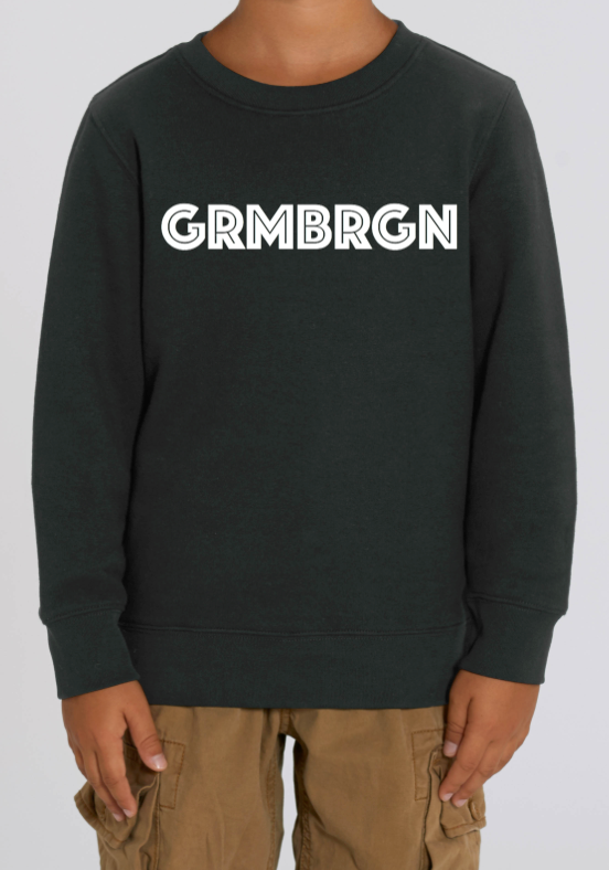 GRMBRGN SWEATERS – Kids