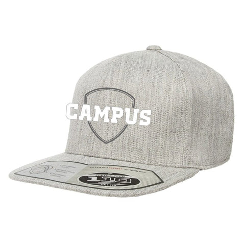 CAMPUS Flexfit® Snapback Cap [Hero Edition]