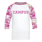 CAMPUS Baseball Tee Shirt