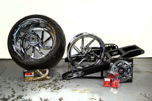 Build Your Own Wide Tire Kit