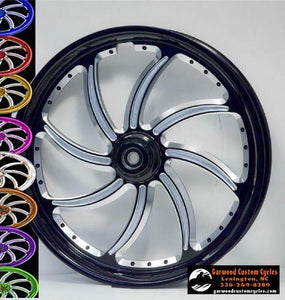 GCC DANE Wheels