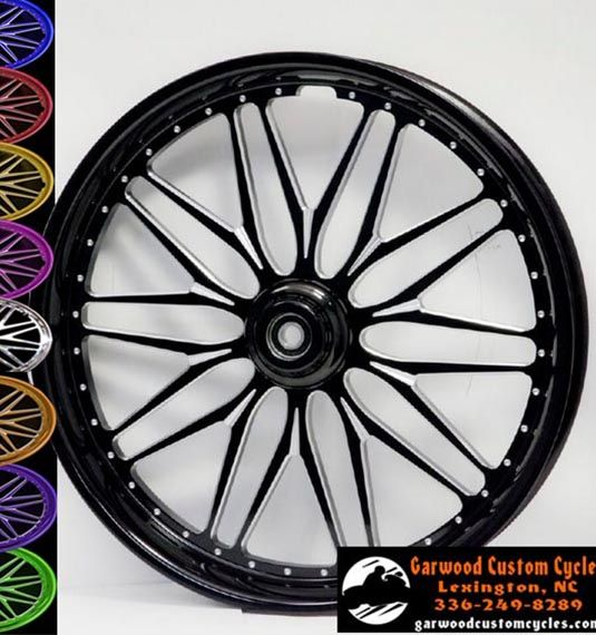 GCC MACH Wheels