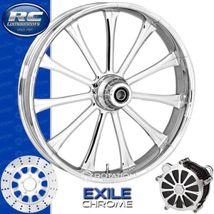 RC EXILE Wheels
