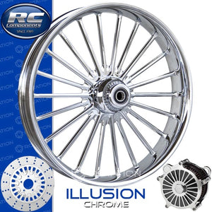 RC ILLUSION Wheels
