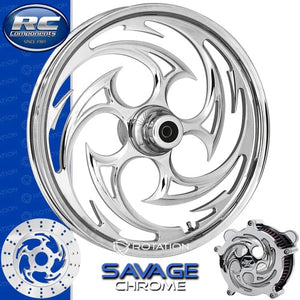 RC SAVAGE Wheels
