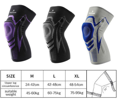 Clothing - Power Bend Shock Active Knee Support™