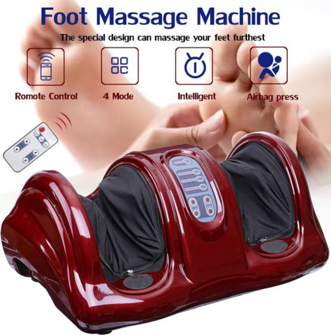 Person - 110/220V Electric Heating Foot Massager