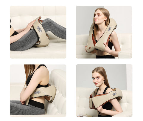 SHIATSU MASSAGER PLUS - Club Topnotch