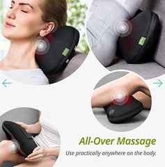 The Massage Pillow - Massageroomate - Club Topnotch