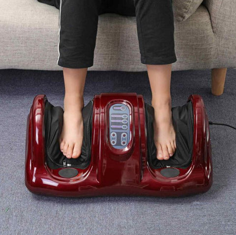 110/220V Electric Heating Foot Massager - Club Topnotch