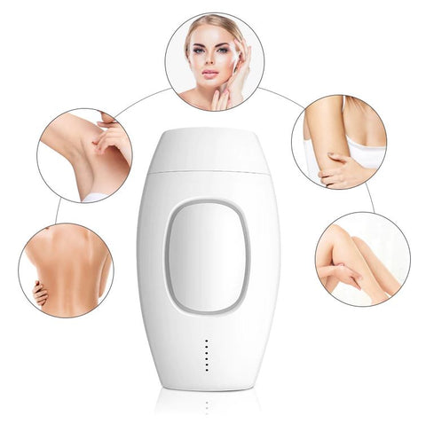 Laser Hair Removal Handset Plus - Club Topnotch