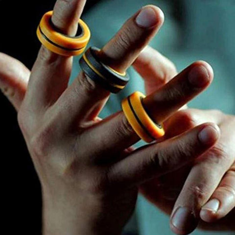 Fidget Rings Magnetic Rings