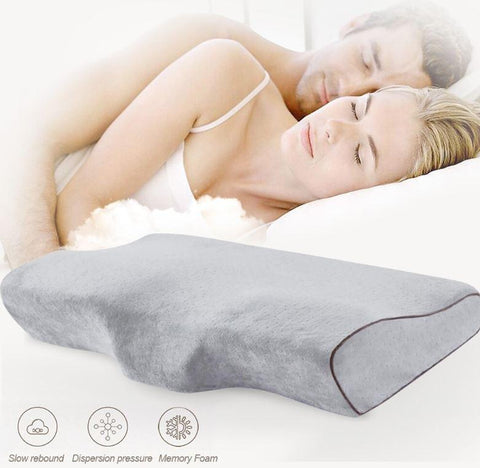 Carbon healthy Pillow - Club Topnotch