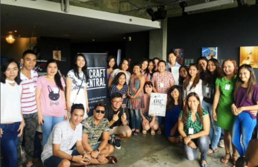 Art Exchange in Cebu 2016