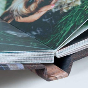 14x11 Large Photo Album - ink scribbler
