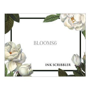 Blooms6 Notecards